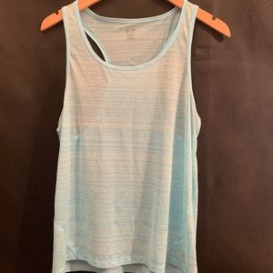 Champion Light blue, slightly shear active tank
